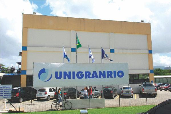 Crédito: Divulgação/UNIGRANRIO